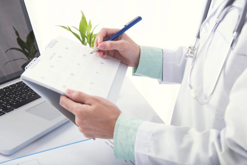 民間医局で転職をする流れ
