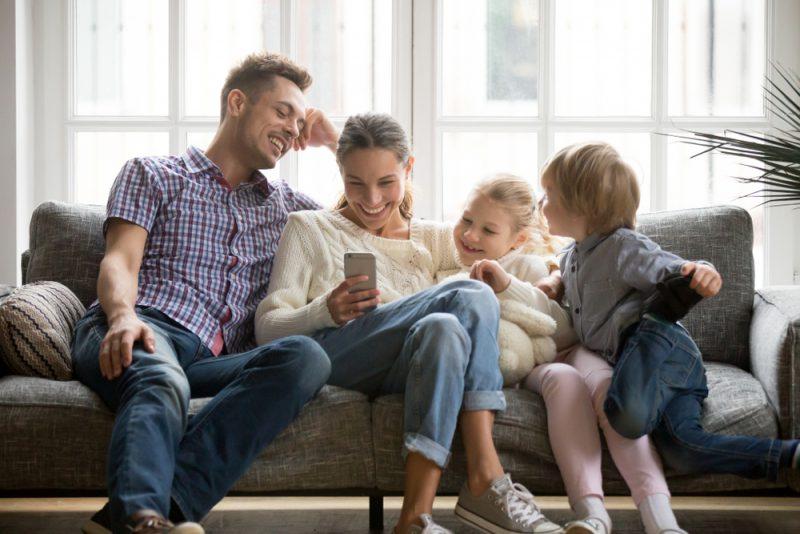 家族の希望を確認する