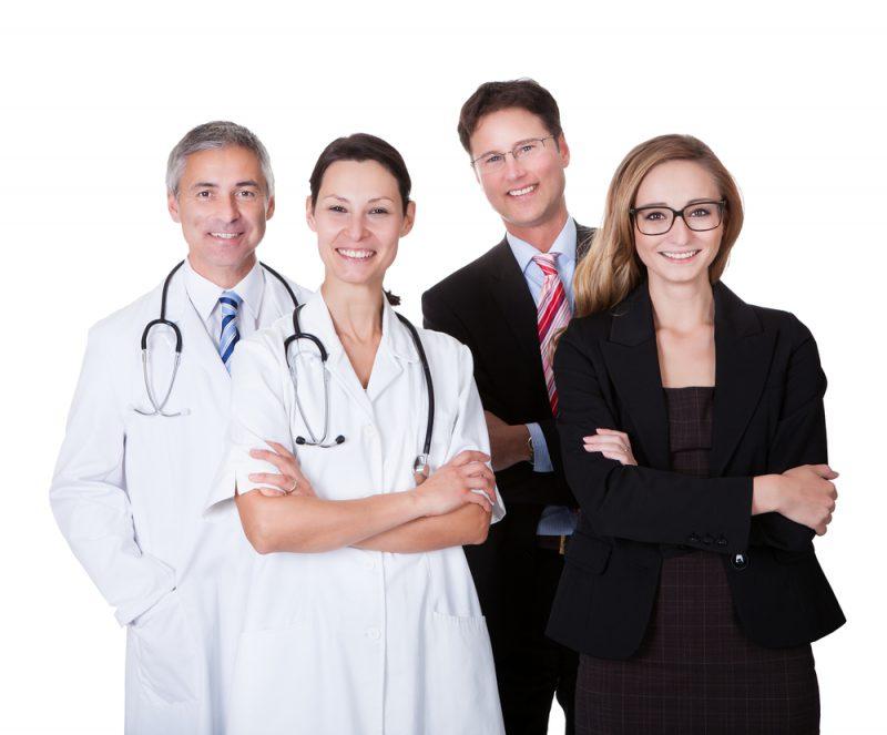 医師の転職事情に精通しているか