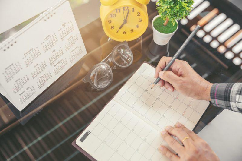 転職の時期やタイミングを図る