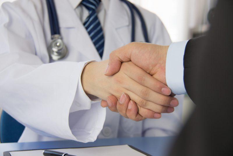 Dr.転職なびの利用までの流れ